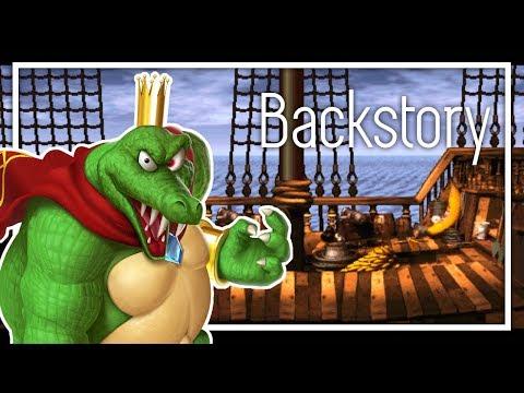 Backstory - King K. Rool
