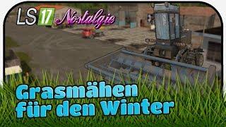 LS17 NOSTALGIE #182 Gerste und Weizen für die Mühle ☆ LPG