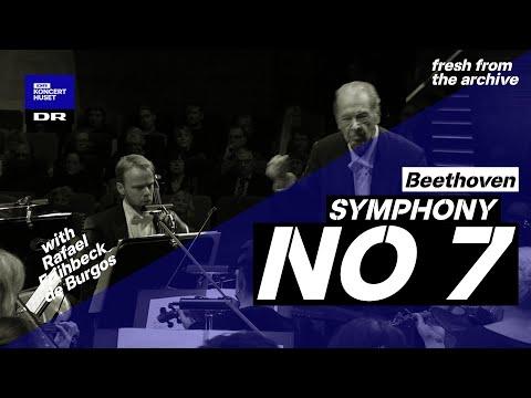 Symphony No. 7 - Beethoven  // Danish National Symphony Orchestra & Rafael Frühbeck de Burgos (Live)