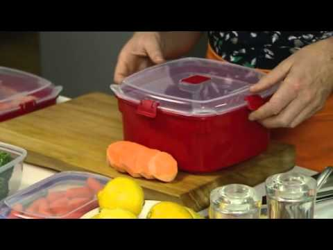Download SISTEMA® Microwave Products Cooking Demonstration
