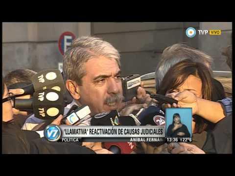 Visión 7 - Causa Ciccone: la Cámara confirmó lo actuado por Lijo