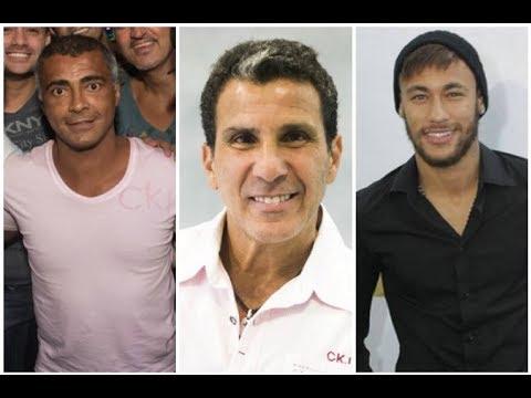 Romário, Neymar e mais - PING PAN com Eri Johnson!