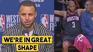 Warriors SUPER Confident After LOSING Game 5, Rockets React To Chris Paul