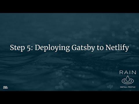 Step 5 - Configure Netlify