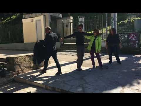 Greek Dancing Plaka Athens