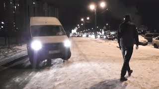 Stop a Douchebag SPB - Pedestrians Must Walk