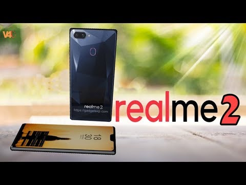 Realme 2 Official Look, Release Date, Price, Specifications, Features, Camera, First Look, Launch