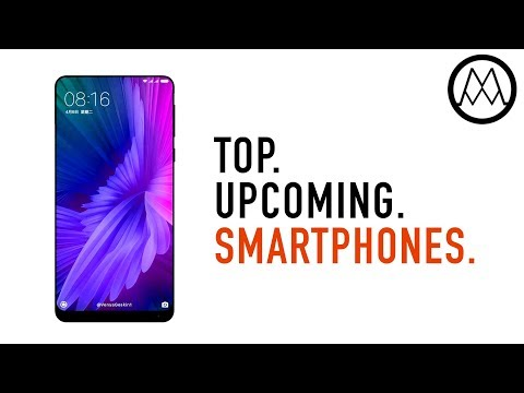Top 6 Upcoming Smartphones 2017