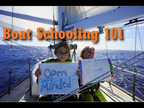 Biology Family Afloat Boat Schooling 101