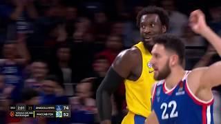 26.12.2019 / Anadolu Efes - Maccabi FOX Tel Aviv / Vasilije Micic