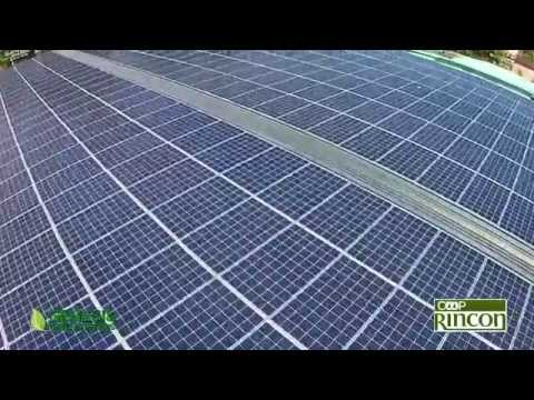 Aerial Video Solar Systems Puerto Rico