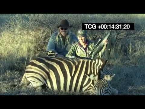 Cross Canyon Arms Darren's Girls Hunt Africa