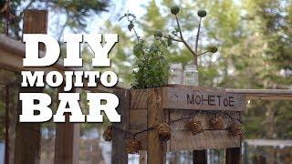 DIY Mojito Bar
