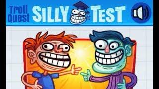 Troll Face Quest Silly Test online walkthrough