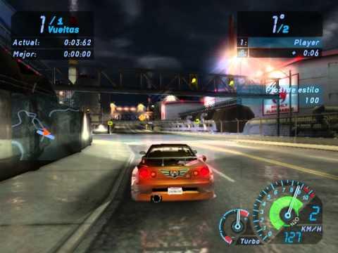 Need For Speed Underground Player yo vs Eddie Final
