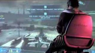 Frontlines in the Gyroxus Full-Motion Video Game Chair