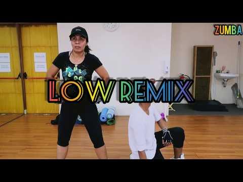 Flo Rida - Low DBLM x FRXSTY Remix Choreography Warm Up 2019 ZUMBA  FITNESS  At Balikpapan