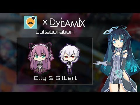 [Dynamix × QooApp] How to get New Characters Elly & Gilbert
