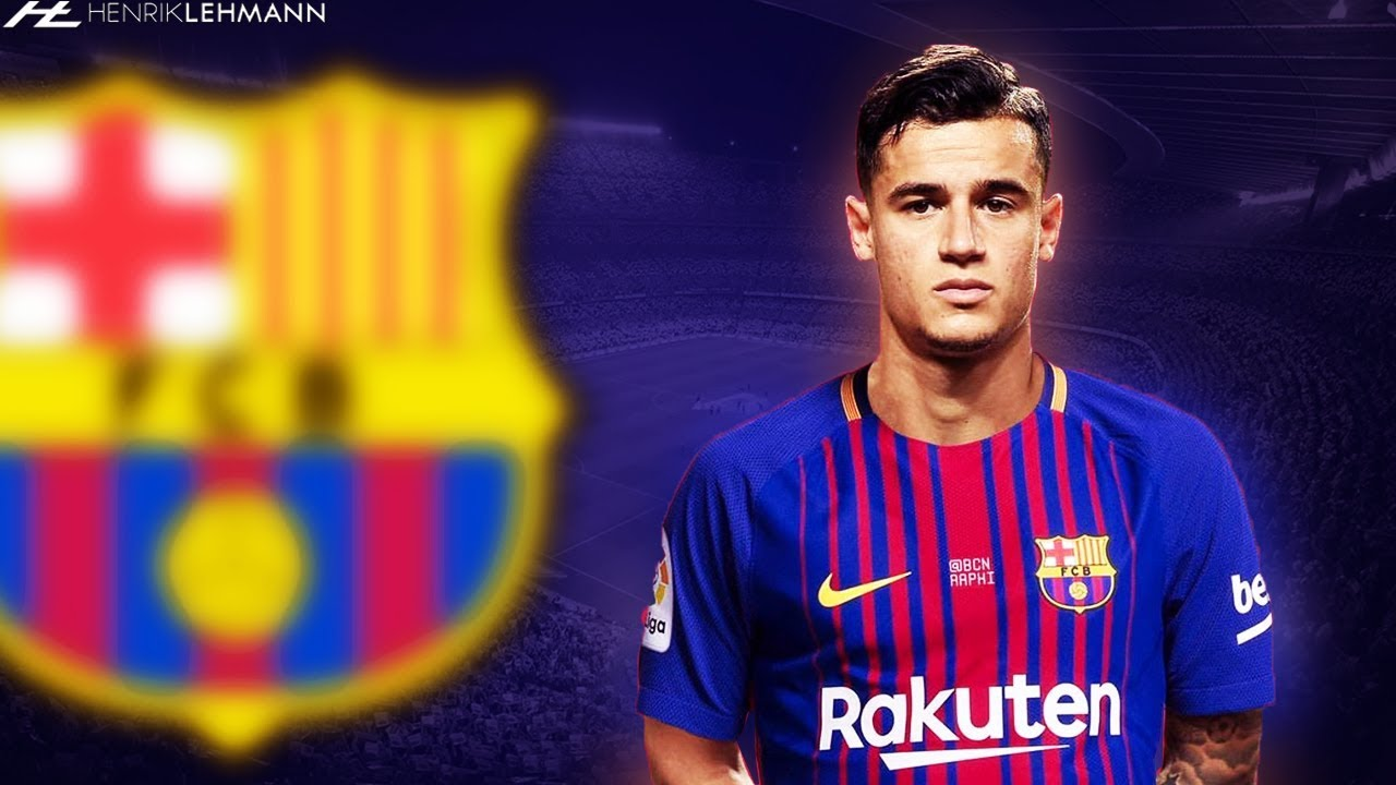 Philippe Coutinho Welcome To Fc Barcelona 2018 Hd Youtube