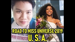 Miss Universe 2019   USA, Cheslie Kryst (Profile Analysis & Commentaries)