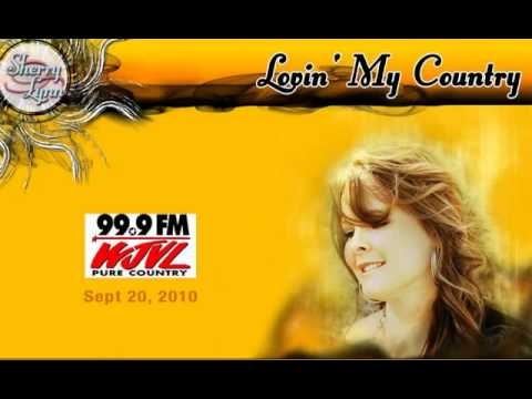 Sherry Lynn interview with Ken Scott at WJVL