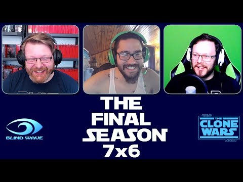 """Star Wars: The Clone Wars 7x6 REACTION!! """"Deal No Deal"""""""