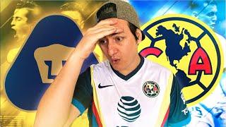 ¡EL PEOR PARTIDO EN LA HISTORIA DEL AMERICA! Reacciones Pumas vs America Copa GNP
