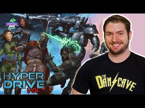 Rifts RPG ft. Dan Casey – HyperDrive Vol. 4