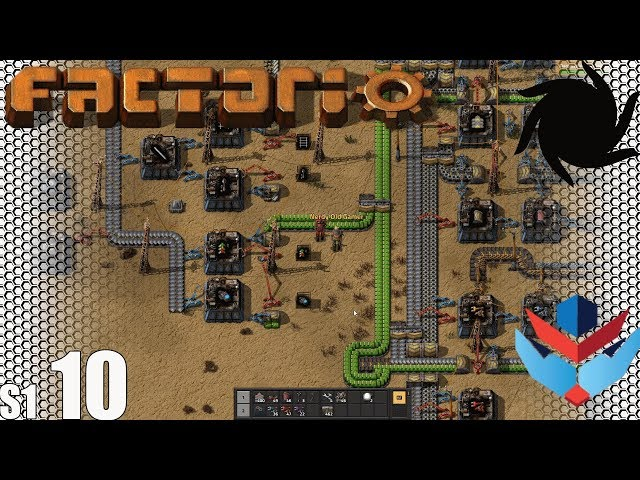 Factorio MP with NOG - S01E10 - Making More Things