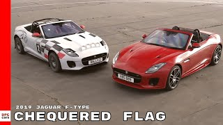 2019 Jaguar F-TYPE Chequered Flag Limited Edition