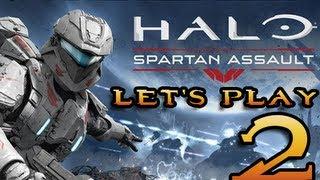 Halo: Spartan Assault | Let