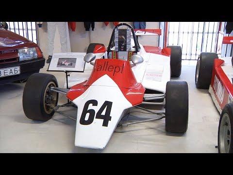 Historic Formula Estonias in MoMu, part 1
