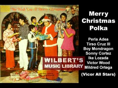 MERRY CHRISTMAS POLKA - Vicor All Stars