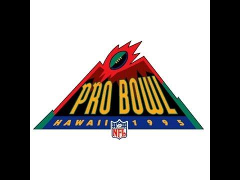 1995  NFL Pro Bowl Hawaii