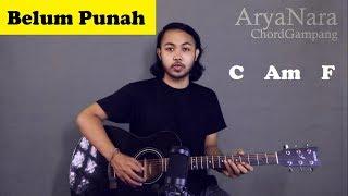 Chord Gampang (Belum Punah - Fiersa Besari) By Arya Nara (Tutorial Gitar) Untuk Pemula