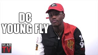 DC Young Fly Screams on People Who Bashed