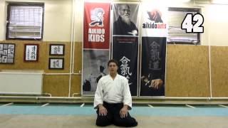 how to count in japanese/ számolás japánul [TUTORIAL] Aikido dojo etiquette