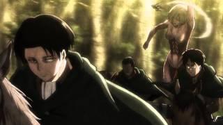 Eren vs titan mujer 1080p (alerta de spoiler)