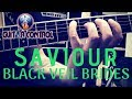 How To Play The Intro From Saviour By Black Veil Brides - Beginner Acoustic Guitar Lesson