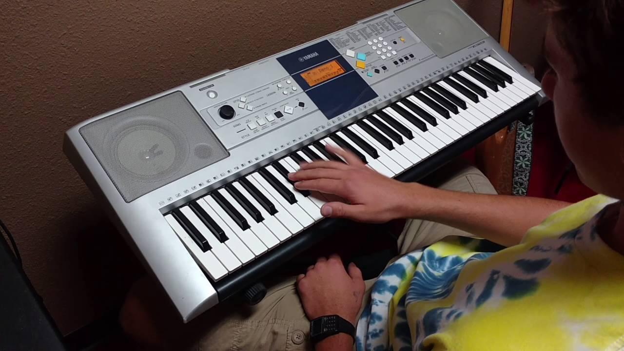 yamaha psr e323 keyboard demo youtube. Black Bedroom Furniture Sets. Home Design Ideas
