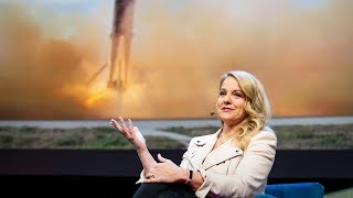 SpaceX\'s plan to fly you across the globe in 30 minutes | Gwynne Shotwell