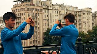 Spartak Cup participants did some sightseeing in Moscow
