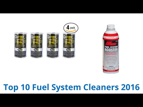 10 Best Fuel System Cleaners 2016