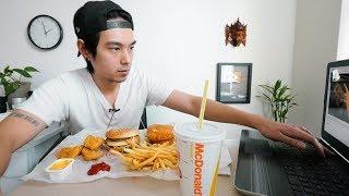 Zapętlaj How I Actually Eat | BenDeen
