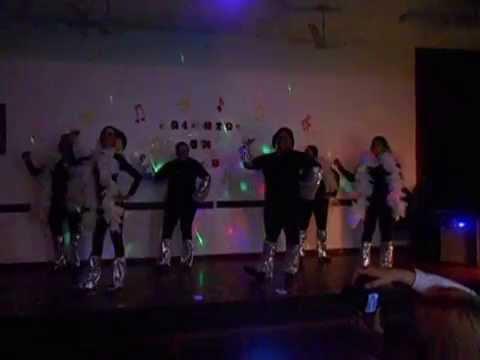 Talentos em Ação- Ala lar gaucho Dancing Queen