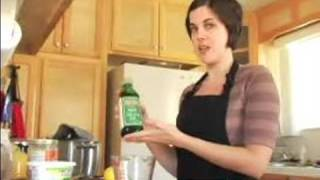 Macrobiotic Cooking & Recipes : Making Lemon Miso Dressing for Macrobiotic Cooking