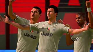 AC MILAN X JUVENTUS FC ( CALCIO SERIE A TIM ) SAN SIRO - FIFA 19