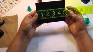 simple cards cricut art cartridge episode 20 card 21