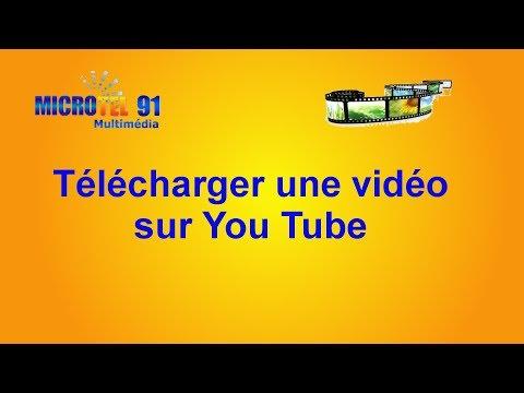 Télécharger une vidéo sur You tube
