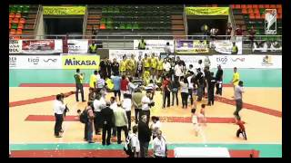 Campeonato Sudamericano de Voleibol Femenino Juvenil 2014- Premiación y Clausura